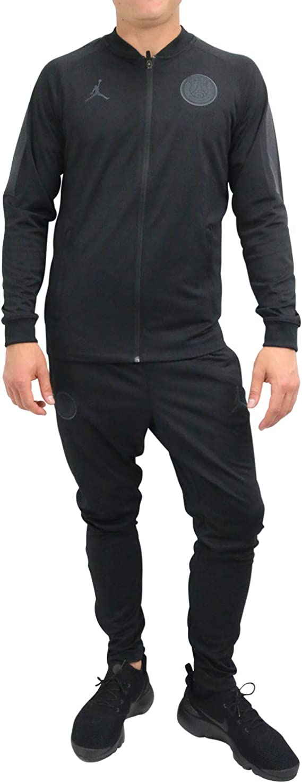 Nike PSG M NK Dry SQD TRK Suit K CL - Chándal, Hombre, (Black ...
