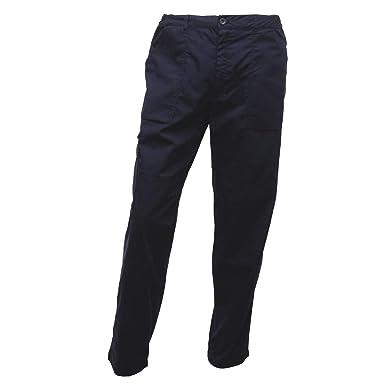 ea7fa385754c Regatta - Pantalones de trekking Modelo New Action hombre caballero  (longitud pierna regular)  Amazon.es  Ropa y accesorios