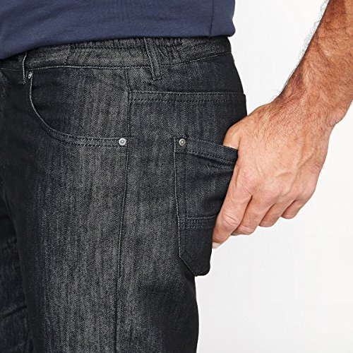Taglie Nero For Regular Men Forti Jeans Uomo Castaluna wAp1q7f