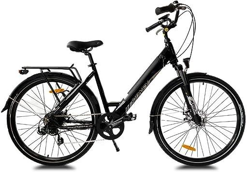 URBANBIKER Bicicleta Eléctrica Sidney, 250 W, 36V 14Ah (504Wh), 26 ...