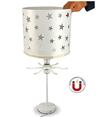 Chevet Lampe Table De Ensemble Bureau Magnétique StarsEreki WED9HI2