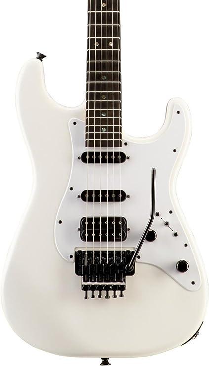 Jackson Adrian Smith San Dimas, diseño de guitarra eléctrica ...