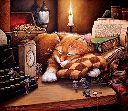 Night Life 550 Piece Jigsaw Puzzle by SunsOut