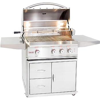 Blaze Professional 3-burner Infrared Grill