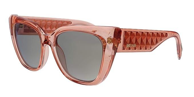 Just Cavalli JC782S-72C Gafas de sol, Shiny Rose/Mirror Grey ...