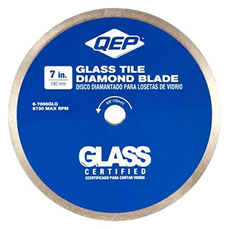 Diamond replacement tile saw blade 180mm 16mm 22mm bore glass diamond replacement tile saw blade 180mm 16mm 22mm bore glass cutter including greentooth Choice Image