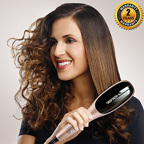 steamer hair brush - 7
