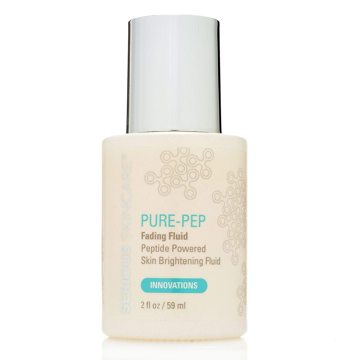 Serious Skincare Pure-pep Fading Fluid for Skin Brightening 2 Fl Oz