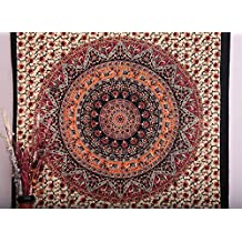 Twin Elephant Tapestry Hippie Hippie, mural, union, Bohemian Mandala, cotton dorm beds bedspread Decor