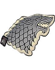 Game Of Thrones Cojín, ABYPEL009, con Logo Impreso de House of Stark