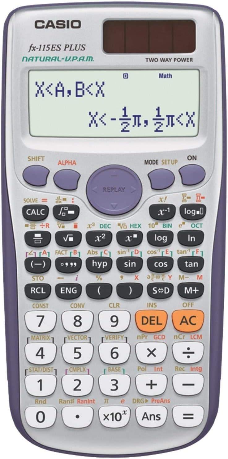 FX-115ESPLUS Casio FX115ESPLUS Scientific Calculator