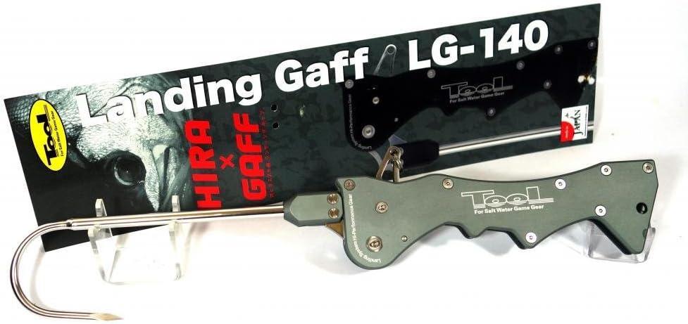 昌栄 Landing Gaff(ランディングギャフ)LG-140 NO.565-1 マットチタン