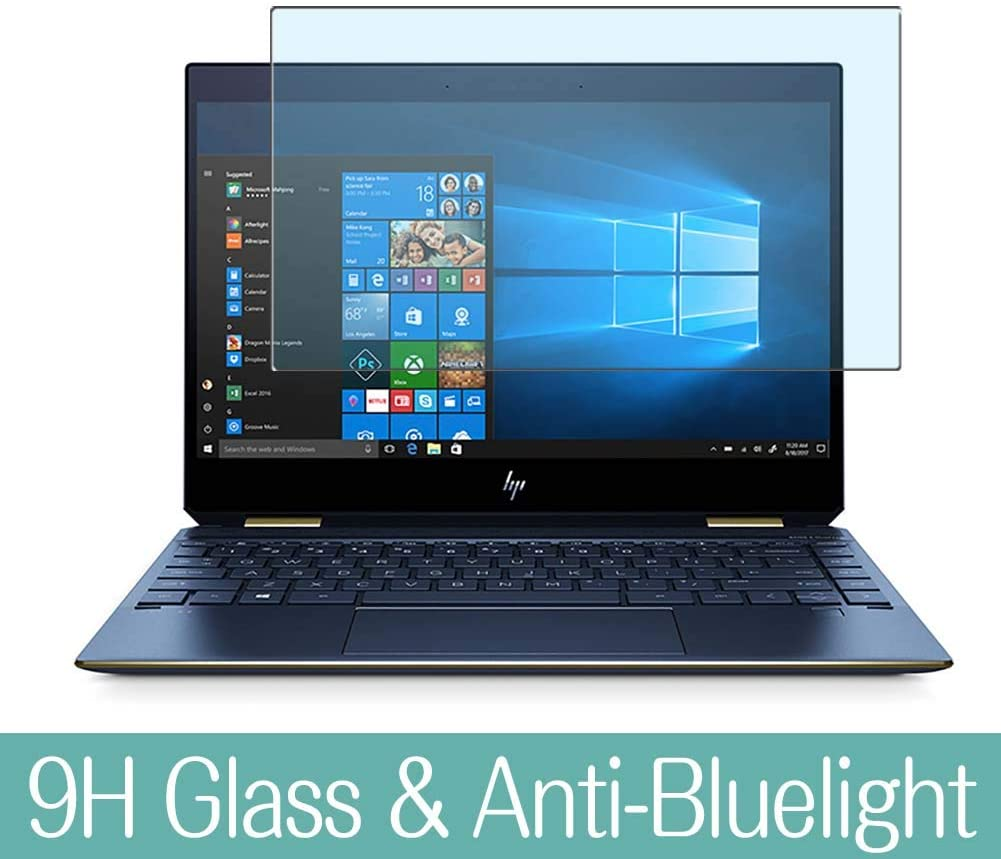Synvy Anti Blue Light Tempered Glass Screen Protector for HP Spectre x360 13-ap0000 / ap0041tu 13.3