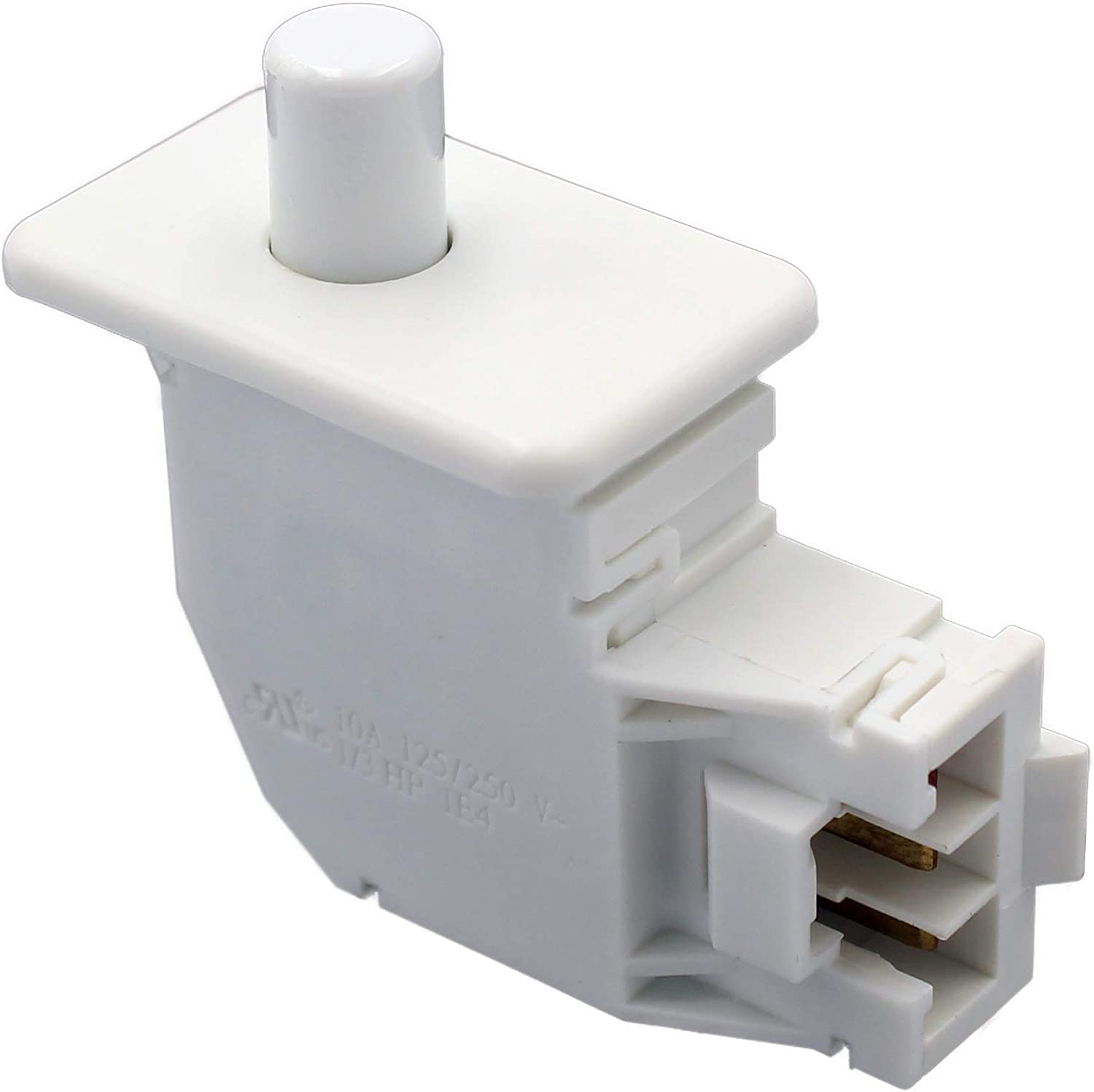 Supplying Demand WE10X23879 Dryer Door Switch Compatible With GE Fits PS11729233