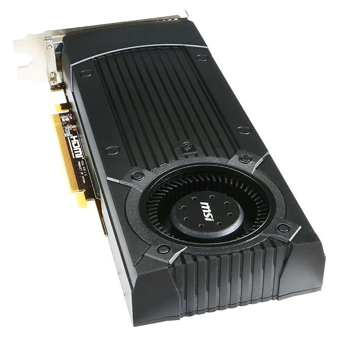 Amazon.com: MSI NVidia GeForce GTX 760 OC 2 GB GDDR5 2DVI ...