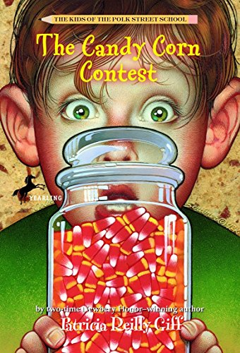 The Candy Corn Contest (The Kids of the Polk Street School) -