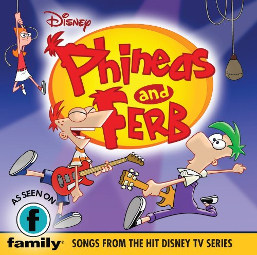 Soundtrack Phineas Ferb