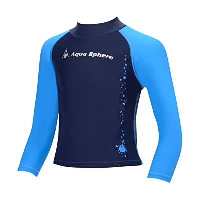 Aqua Sphere Youth Rashguard 6Y