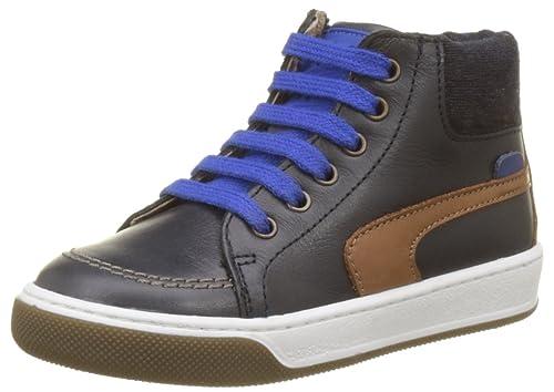 Garvalin171671a - Botines Niños, Color Azul, Talla 29: Amazon.es: Zapatos y complementos