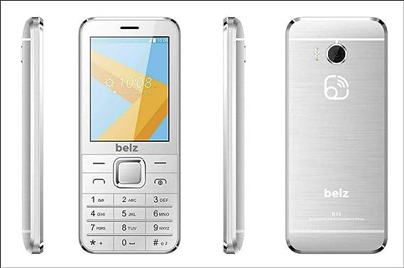 Belz B10 Teléfono Celular Sellado Dual SIM, Desbloqueado, diseño Delgado: Amazon.es: Electrónica