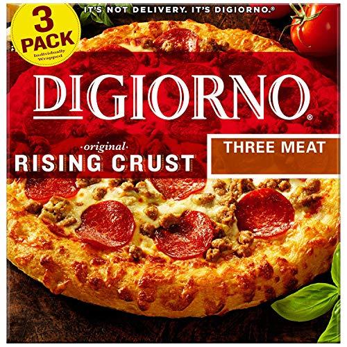 DiGiorno Rising Crust Three Meat Pizza (3 pk.)