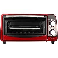 TW24 Backofen - Pizzaofen - Ofen - Backautomat 9 Liter - Mini Backofen 800W mit Farbauswahl