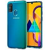 Spigen Liquid Crystal Designed for Samsung Galaxy M30S - Crystal Clear