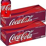 Coca Cola コカ・コーラ チェリーコーク 355ml×24本