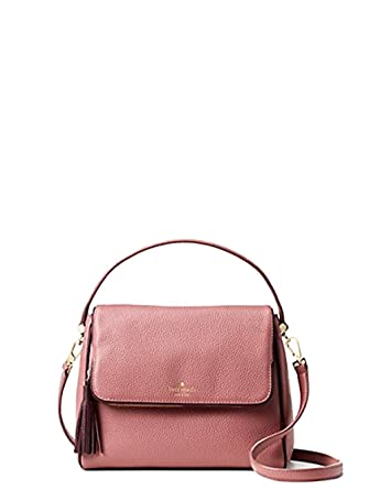 6898246855b11d Amazon.com: Kate Spade New York Chester Street Miri Pebbled Leather  Shoulder Bag: Clothing