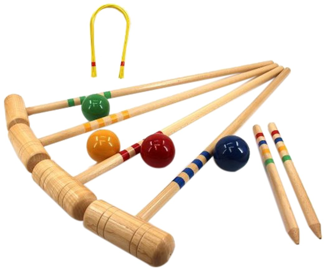 Londero Gymnic Croquet Set by Londero