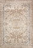 Texture Modern Carved Vintage Traditional Look & Feel Beige 10' x 14' 5 Ephesus Collection Area Rug