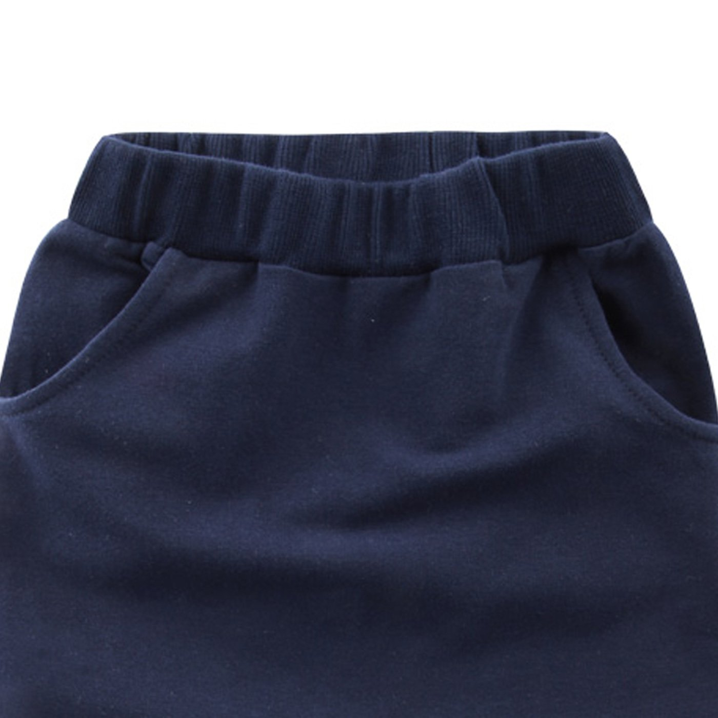 Happy cherry Pantalones Largos de Algod/ón para Ni/ños Beb/és Pantal/ón Deportivo Suave Pants Joggers Talla 12-18meses 18-24meses 24-36meses 3-4a/ños 4-5a/ños 6-7a/ños Caf/é Verde Azul Gris