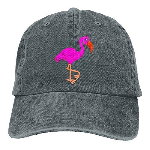 Hainingshihongyu Cartoon Flamingos Baseball Caps Adult Sport Cowboy Trucker Hats Adjustable - Knoxville In Mall
