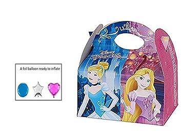 Princesa Disney Fiesta Comida Caja ~ infantil para llevar ...