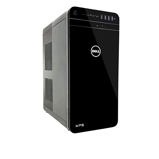 Amazon.com: Dell XPS 8920 Desktop - Intel Core i7-7700 7th Generation Quad-Core up to 4.2 GHz, 64GB DDR4 Memory, 1TB SATA Hard Drive, 2GB Nvidia GeForce GT ...