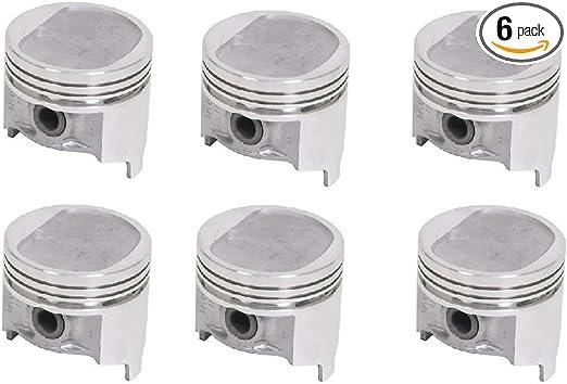 3.780 Bore Diameter .030 compatible with 1970-1979 AMC Jeep 304 Sealed Power Cast Piston Set//8