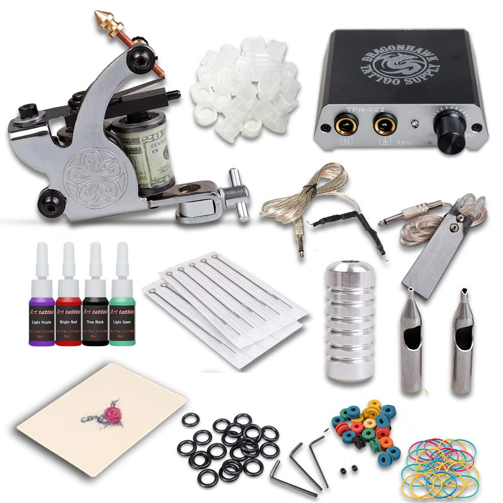 Chinabrands.com: Dropshipping & Wholesale cheap Complete Tattoo Kit ...