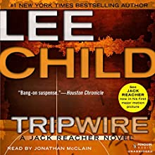 Tripwire: Jack Reacher, Book 3 Audiobook by Lee Child Narrated by Johnathan McClain