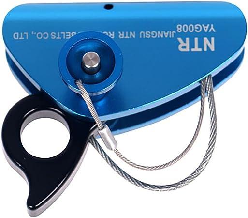 NTR que agarra la cuerda autoblocante Dispositivo Escalada al ...