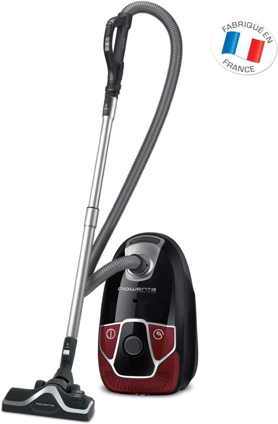Rowenta X-TREM RO6883 - Aspiradora (550 W, Aspiradora cilíndrica ...