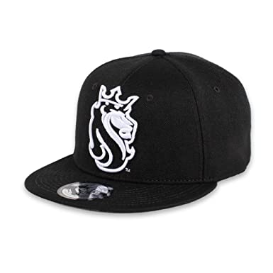 Lion Ogabel Black Og Hat Snapback Men's