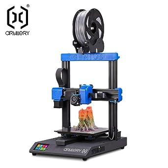 Amazon.com: 2019 Nueva Artillery Genius 3D-Printer I3 de ...