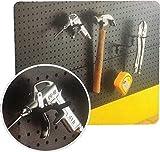 Ram-Pro 4 Black Wall Mount Screw-in Tool