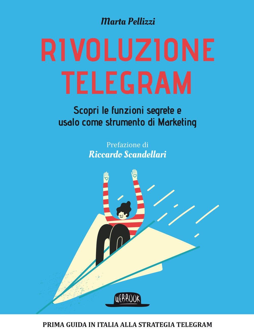 telegram per scaricare libri