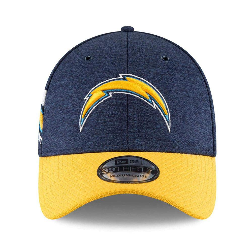 Sideline Home Los Angeles Chargers New Era 39Thirty Cap