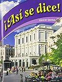 Asi se dice!, Glencoe Spanish 1 (Spanish Edition)