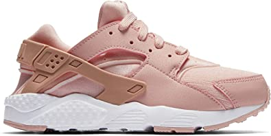 00c43712528a1 Amazon.com | NIKE 859591-604: Girls Huarache Run Storm Pink/Rust ...