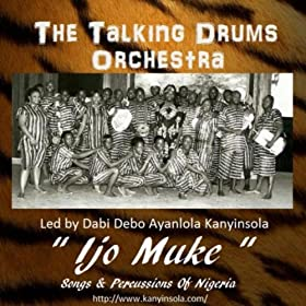 drums orchestra from the album ijo muke january 14 2011 format mp3 be