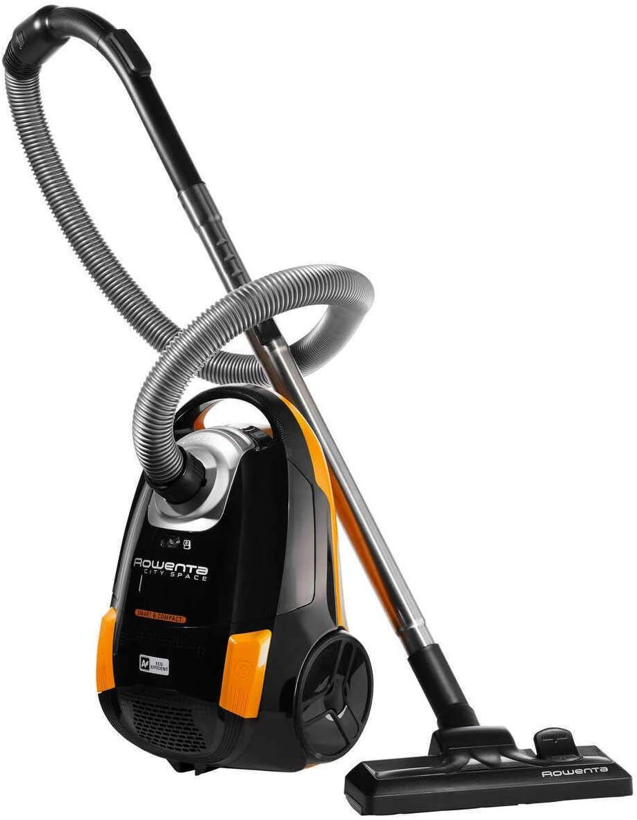 Rowenta ro2614ea - Aspirador de trineo 78db, color negro y naranja: Amazon.es: Hogar