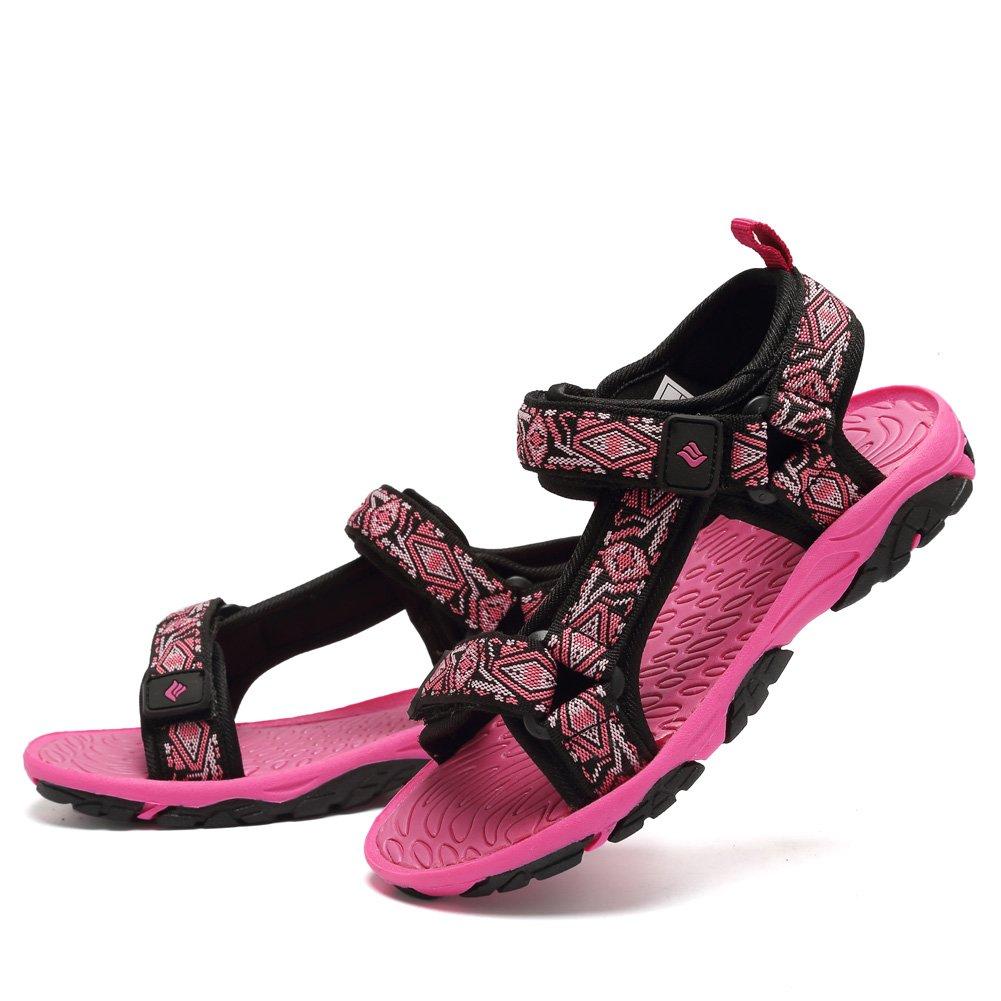 d833193d2 CIOR Fantiny Girl s Boy s Sports Sandals Open Toe Athletic Beach Shoes  (Toddler Little Kid larger image